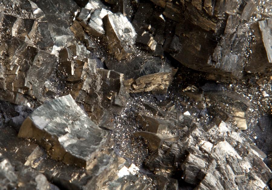 Pyrite1.3 H15cm W 21cm D 17cm £1,400