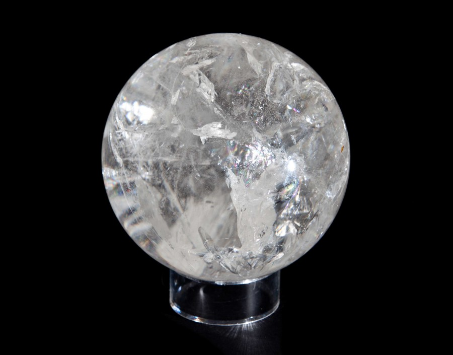 Quartz Sphere 2 Di 17cm £2300