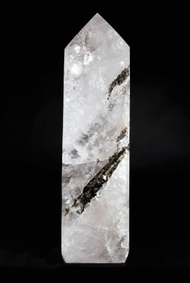 Quartz Point H70cm x W20cm x D25cm £15000