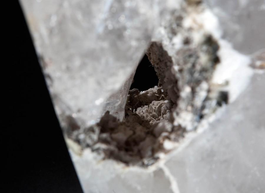 Quartz Point3 H70cm x W20cm x D25cm £15000