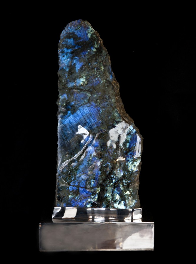 Labradorite1.1 H84cm W41cm D31cm £16500