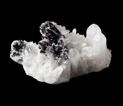 16.1 Quartz and Sphalerite