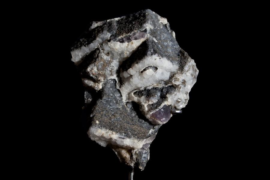 9 Fluorite Pyrite, Clacite 2