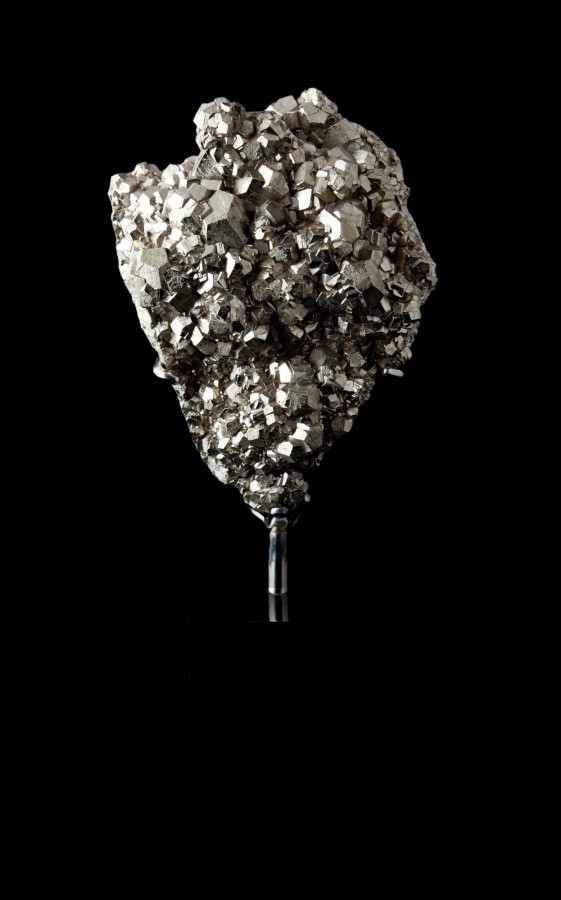 Pyrite cluster 1.1