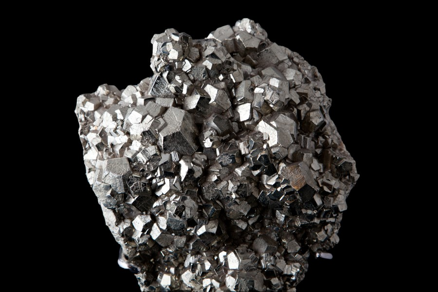 Pyrite cluster 1.3