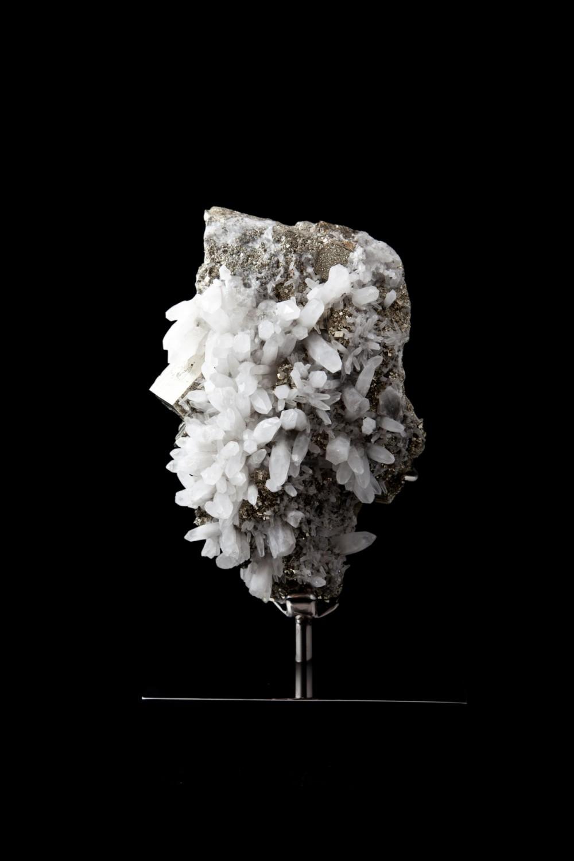 Quartz and Pyrite 1.1