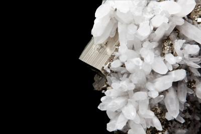 Quartz and Pyrite 1.4