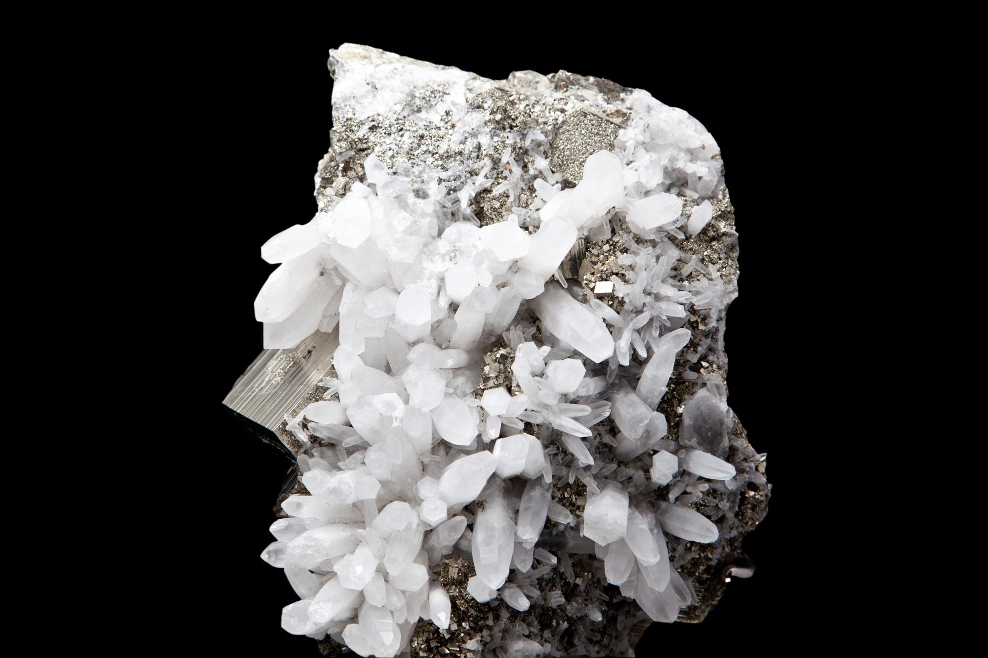 Quartz and Pyrite close up1.3