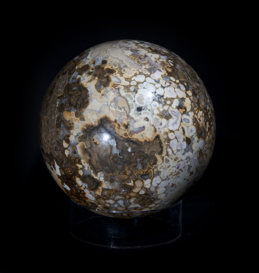 2. Poppy Jasper Sphere.1