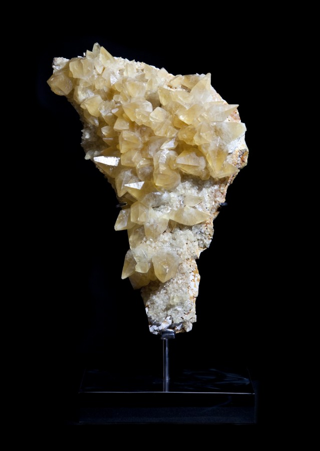 21. Yellow Calcite.1