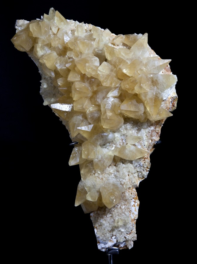 21. Yellow Calcite.2