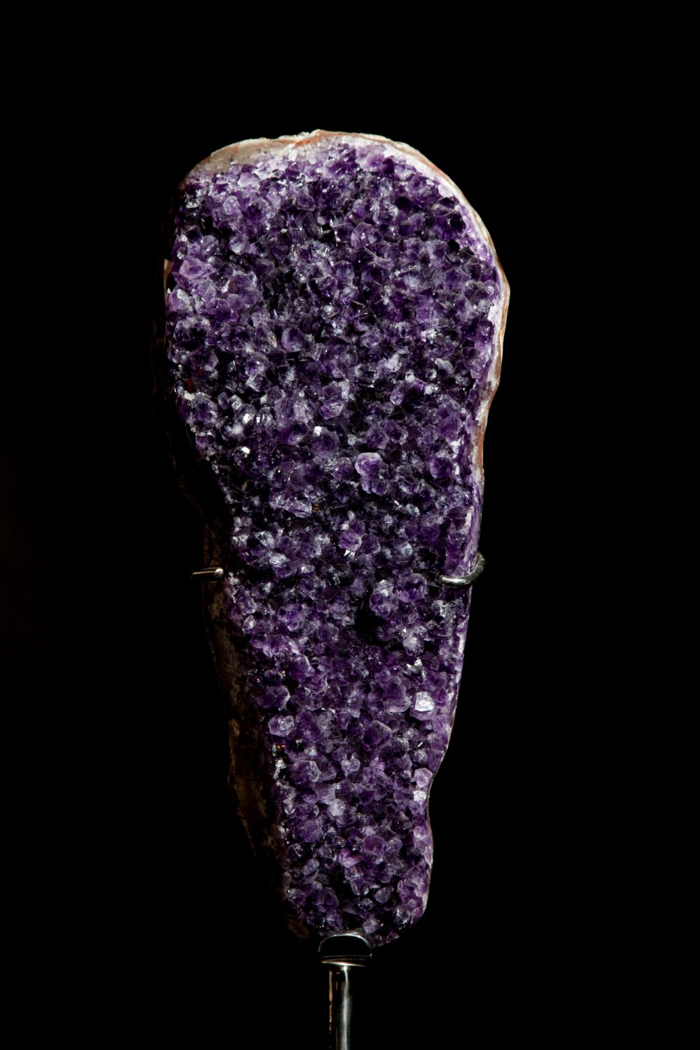 29. amethyst on a stand 2