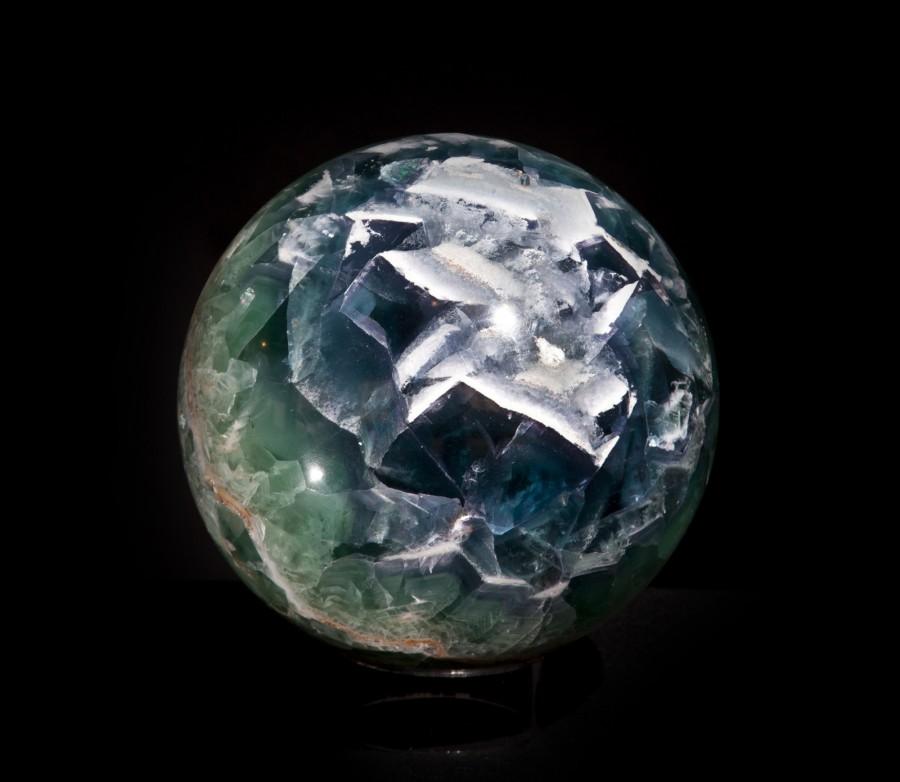 6. Fluorite Sphere.1