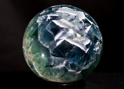 6. Fluorite Sphere.2