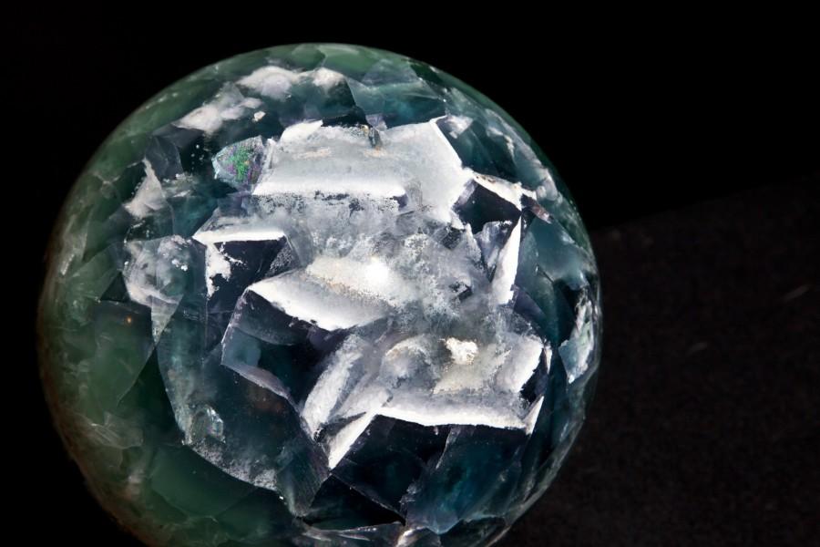 6. Fluorite Sphere.3