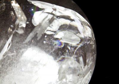 12 Smokey Quartz Sphere Di28cm .3