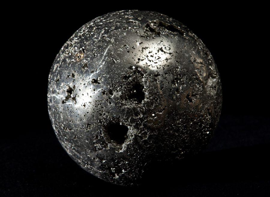 13. Pyrite Sphere Di24cm .4