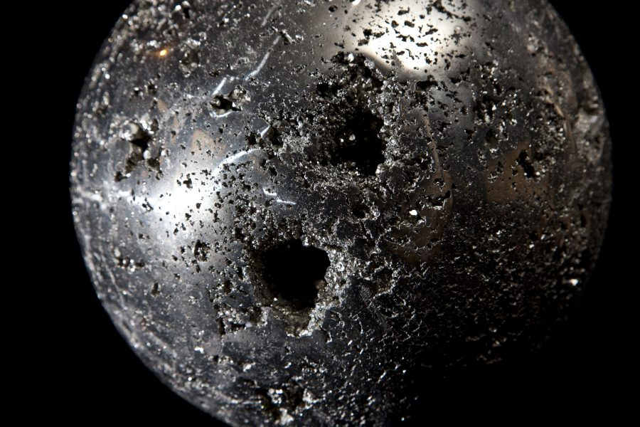 13. Pyrite Sphere Di24cm .5