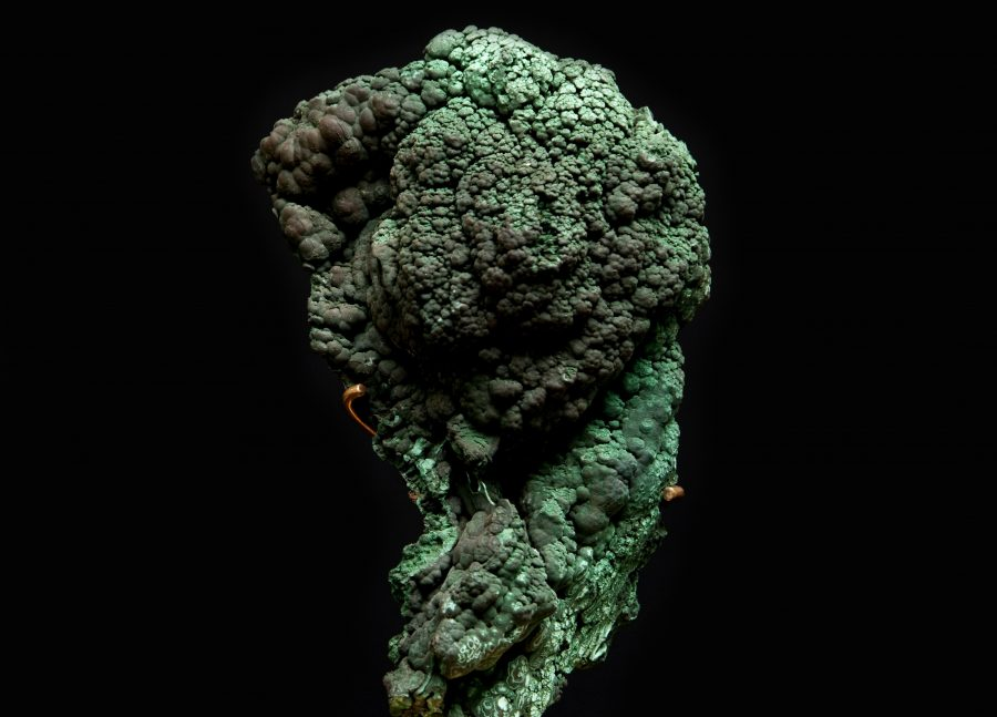 7. malachite H39 W18 D12 £2900.2