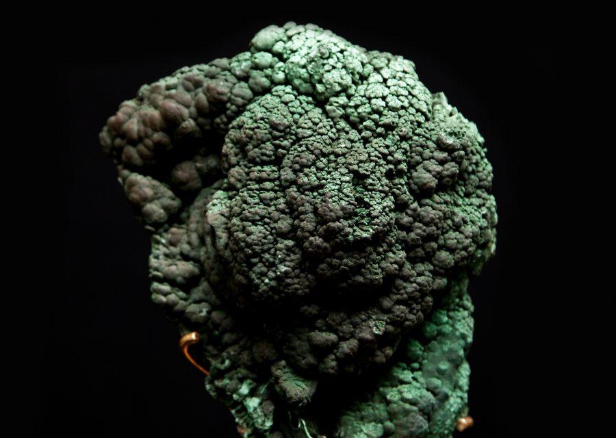 7. malachite H39 W18 D12 £2900.3