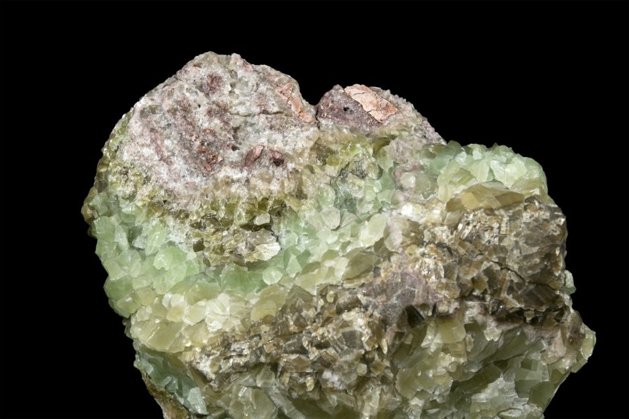 Green Calcite on stand 2. H46 W42 D19 £3,700