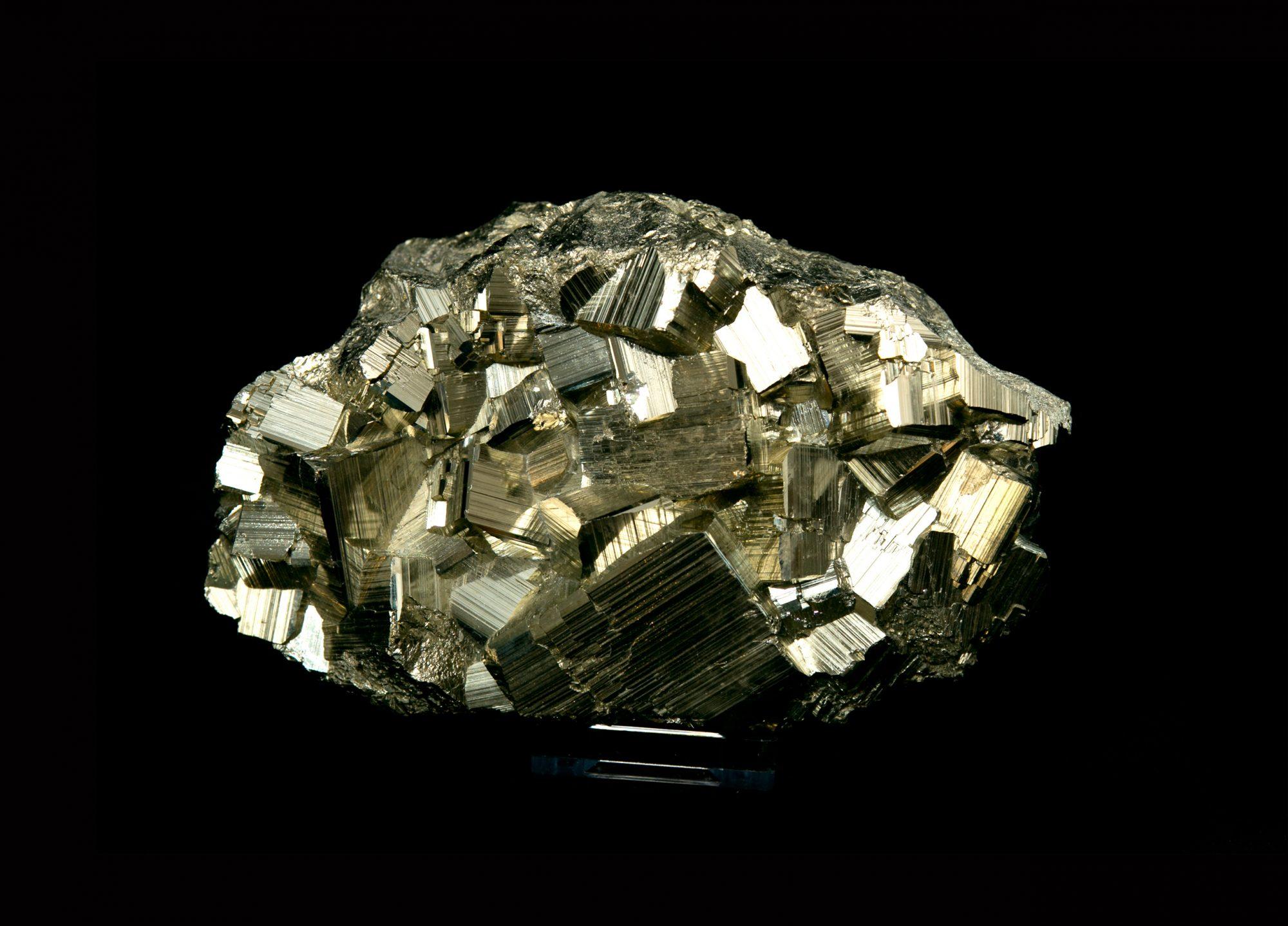 Pyrite Cluster 1.H14 W21 D10 £1,200