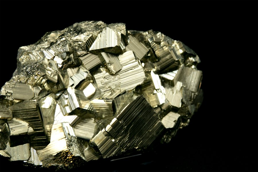 Pyrite Cluster 3.H14 W21 D10 £1,200