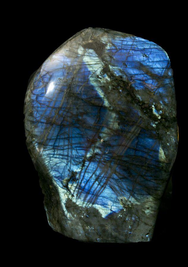 4.Labradorite H29 W20 D10 £3k