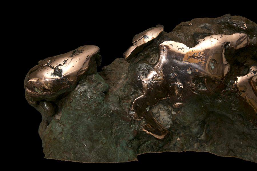 5.2 Native Copper H25 W71 D9 cms £11.5k Michigan