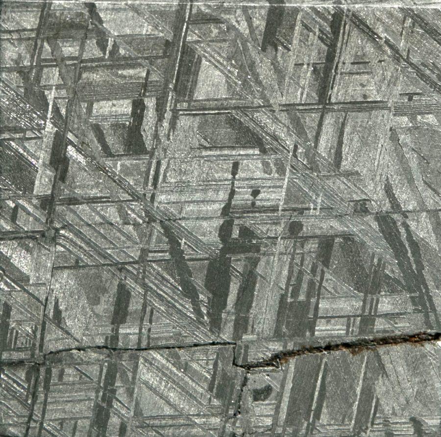 5.3Meteorite Cube Muonionalusta H5 W5 D5cms £6,400
